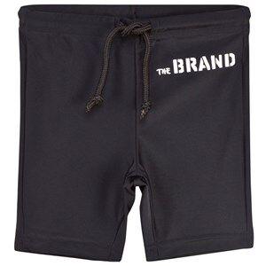 The BRAND Girls Private Label Shorts Black Swim Bikers Black