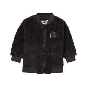 The BRAND Unisex Private Label Fleeces Black Baby Teddy Bomber Black
