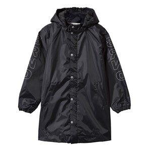 The BRAND Unisex Private Label Coats and jackets Black Rain Coat Black