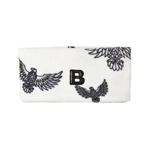 The BRAND Unisex Private Label Headwear White Fleece Headband Off White Eagles