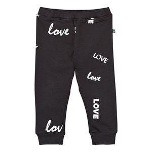 The BRAND Girls Private Label Bottoms Black Baby Bomber Pants Black Love