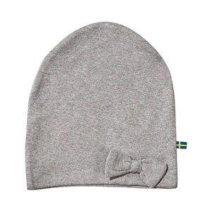 The BRAND Unisex Private Label Headwear Grey Bow Hat Grey Melange