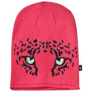 Molo Unisex Childrens Clothes Headwear Multi Kira Hat Raspberry