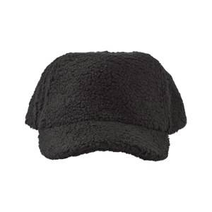 Molo Unisex Childrens Clothes Headwear Black Sidse Hat Black