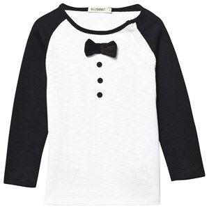 Billybandit Boys Tops Multi T-shirt White  Black
