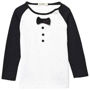 Billybandit Boys Tops Multi T-shirt White  Black