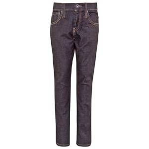 Image of Levis Kids Boys Childrens Clothes Bottoms Blue 520 Extreme Taper Jeans Indigo