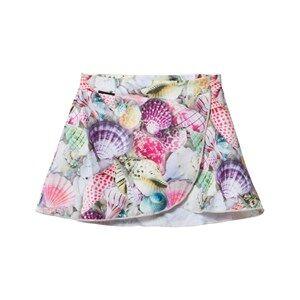 Image of Molo Girls Swimwear and coverups Pink Becca Skirt Seashell Swim