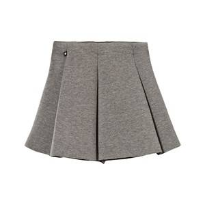 Molo Girls Skirts Grey Bell Skirt Grey Melange