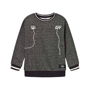Image of Molo Unisex Jumpers and knitwear Black Malin Sweater Black