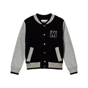 Molo Boys Jumpers and knitwear Black Ben Cardigan Black