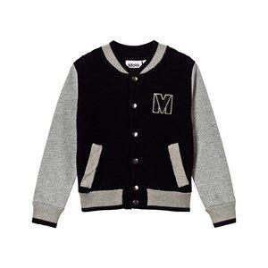 Molo Boys Jumpers and knitwear Black Ben Cardigan Black
