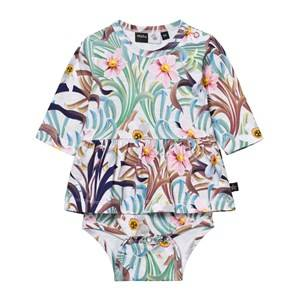 Image of Molo Girls All in ones Multi Frances Baby Body Nouveau Spring