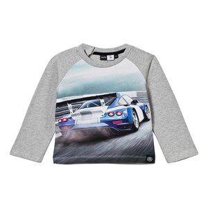 Molo Boys Tops Multi Evan Sweater Car Race