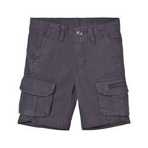 Molo Boys Shorts Grey Ante Cargo Shorts Iron Gate