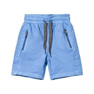 Molo Boys Shorts Blue Ady Shorts Flourentic Blue