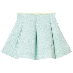 Molo Girls Skirts Blue Bell Skirt Clear Aqua Melange