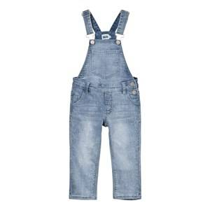 Image of Molo Girls All in ones Blue Alika Overalls Spring Blue