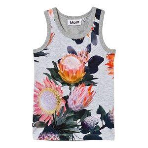 Molo Girls Underwear Multi Joshlyn Tank Top Sugar Flowers