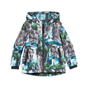 Molo Boys Coats and jackets Multi Casper Jacket Waterfall