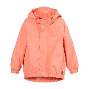 Molo Girls Coats and jackets Orange Waiton Rain Jacket Desert Flower