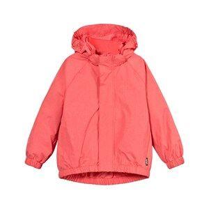 Molo Girls Coats and jackets Pink Waiton Rain Jacket Calypso Melange