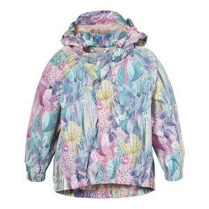 Molo Girls Coats and jackets Multi Waiton Rain Jacket Delicate Cacti