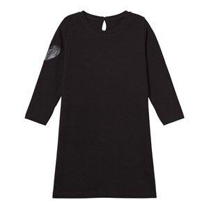 The BRAND Girls Private Label Dresses Black Tee Dress Black