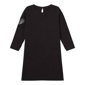 The BRAND Girls Private Label Dresses Black Tee Dress Black