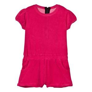 Image of The BRAND Girls Private Label All in ones Pink Jumpsuit Summer Pink