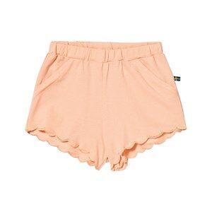 The BRAND Girls Private Label Shorts Orange Girl Shorts Peach