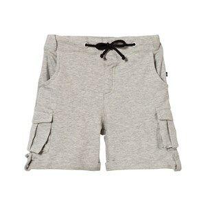 The BRAND Boys Private Label Shorts Grey Khaki Shorts Grey Melange