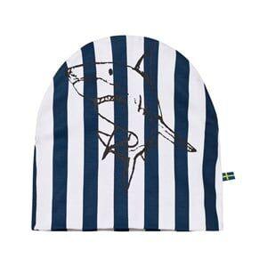 The BRAND Unisex Private Label Headwear Blue Hat Blue Stripe