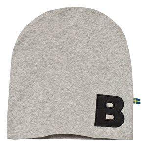 The BRAND Unisex Private Label Headwear Grey Hat Grey Melange