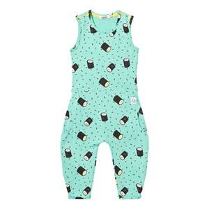 Image of Indikidual Girls All in ones Green Green Coolio Jumpsuit