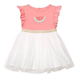 Billieblush Girls Dresses Pink Pink Watermelon Print Tutu Dress