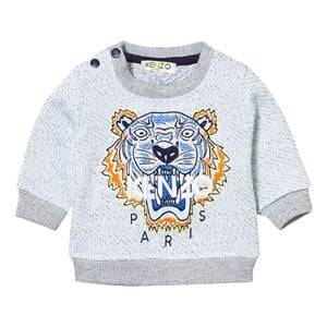 Kenzo Boys Jumpers and knitwear Grey Grey Marl Sweatshirt