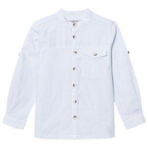 Wheat Boys Tops Blue Shirt Axel Dark Dove