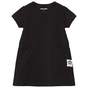Mini Rodini Girls Dresses Black Basic Dress Black