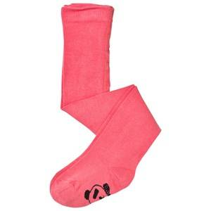 Mini Rodini Unisex Underwear Pink Tights Cerise
