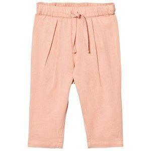 MarMar Copenhagen Girls Bottoms Pink Pace Trousers Dusty Coral
