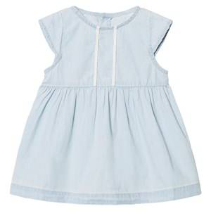 Mini A Ture Girls Dresses Blue Emilia BM Dress Celestial Blue
