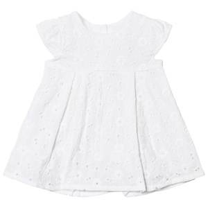 Image of Absorba Girls Dresses White White Broderie Anglaise Dress