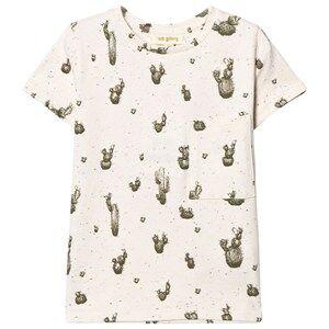Soft Gallery Unisex Tops Beige Bass T-Shirt Desert Neppy