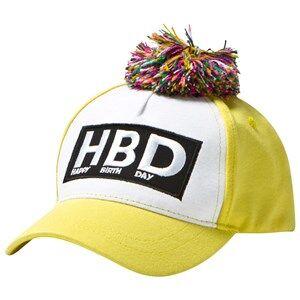 The BRAND Unisex Private Label Headwear Yellow Cap Yellow