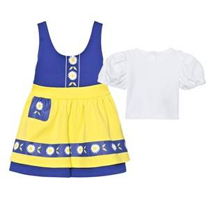 The Tiny Universe Girls Clothing sets Blue The Tiny Swede Girl Dress