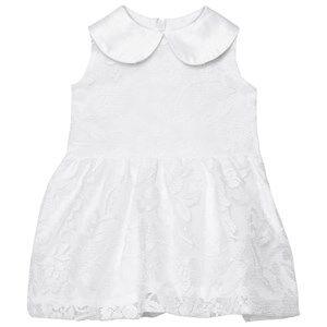 The Tiny Universe Girls Dresses White The Tiny Twice Dress
