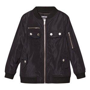 Someday Soon Boys Coats and jackets Black Romeo Jacket Black