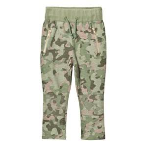 Someday Soon Boys Bottoms Green Dessert Pants Camo