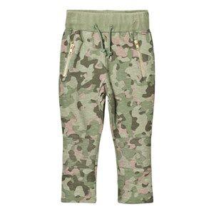 Someday Soon Boys Bottoms Green Dessert Pants Camo